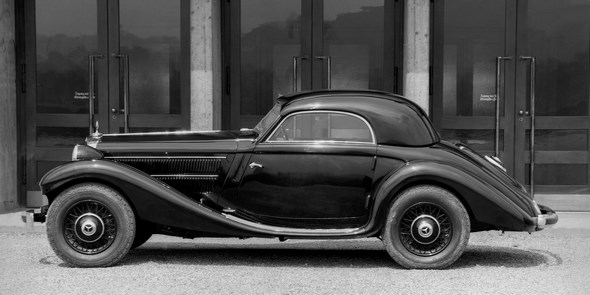 Mercedes-Benz Typ 320 n Kombinations-Coupè,1937