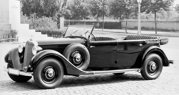 Merdeces-Benz Typ 320, 1937