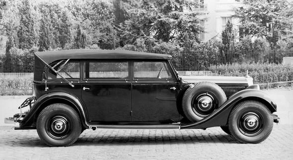 Mercedes-Benz Typ 320 Offener Tourenwagen, 1937