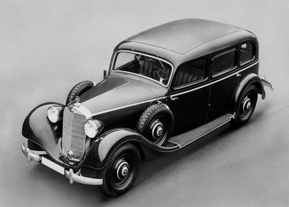Mercedes-Benz Typ 320 Pullman-Limousine, 1938