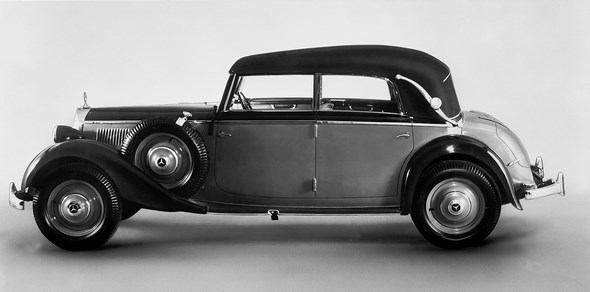 Mercedes-Benz Typ 230 Cabriolet D, 1937