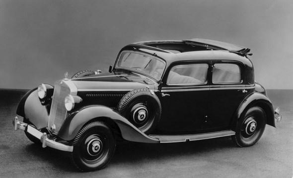 Mercedes-Benz Typ 230, 1938