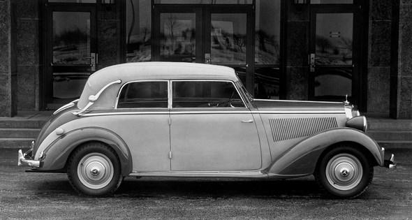 Mercedes-Benz Typ 230 Cabriolet B, 1939