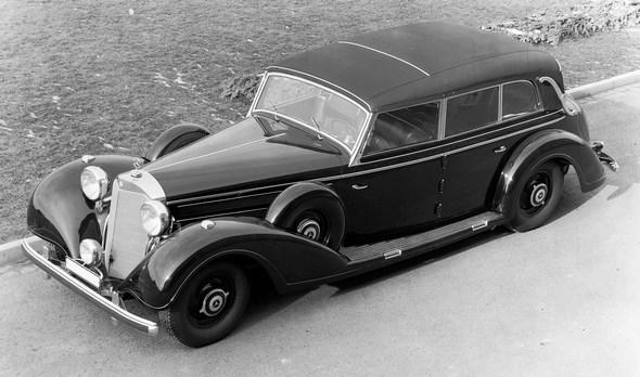 Typ 770, Cabriolet F