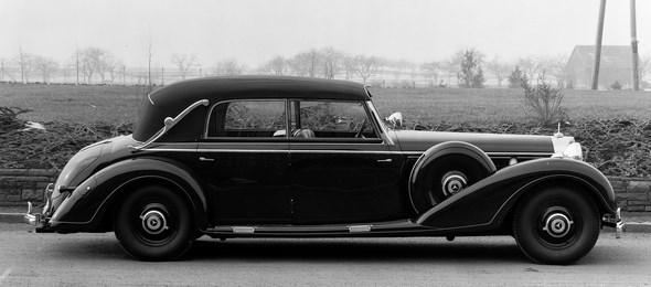 Typ 770, Cabriolet D