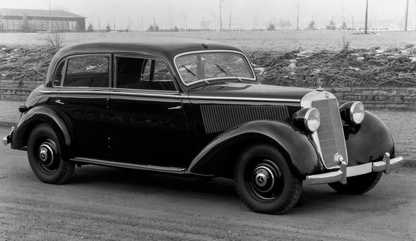 Mercedes-Benz Typ 230 Limousine, 1938