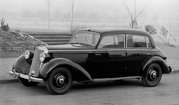 Mercedes-Benz Typ 230, 1939 bis 1943