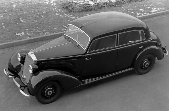 Mercedes-Benz Limousine Typ 230, 1939.