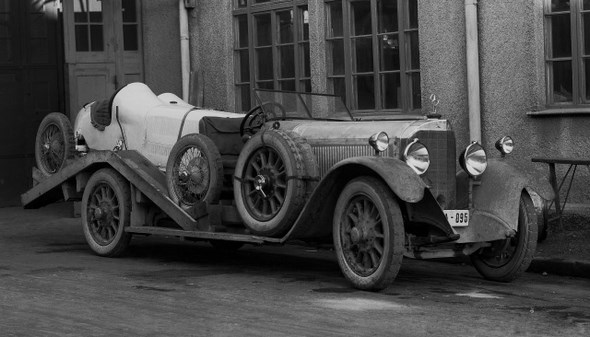 Renntransporter, 1924