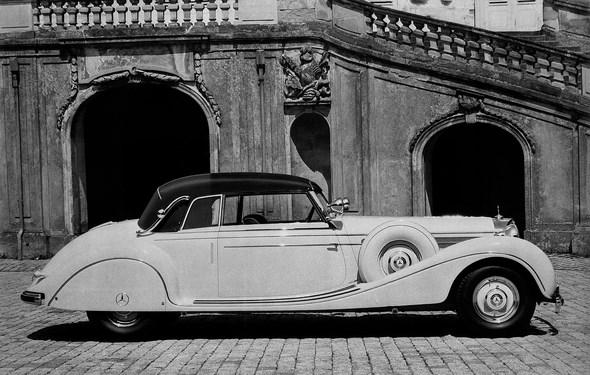 Typ 770, Cabriolet B