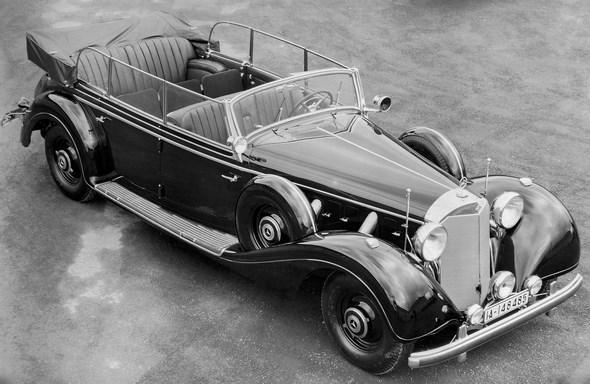Typ 770, Tourenwagen