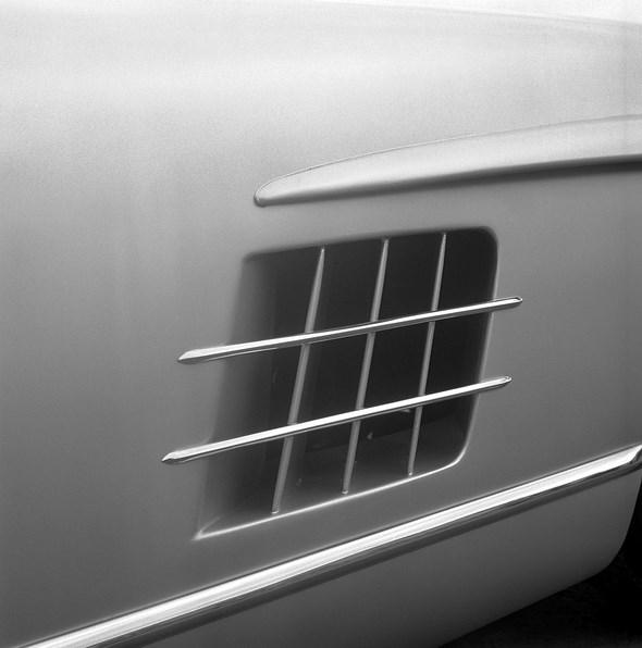 Mercedes-Benz Typ 300 SL der Baureihe W 198