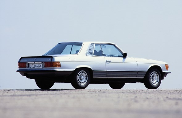 Mercedes-Benz Typ 450 SLC 5.0