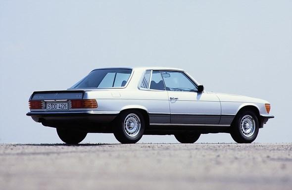 Mercedes-Benz Typ 450 SLC 5.0