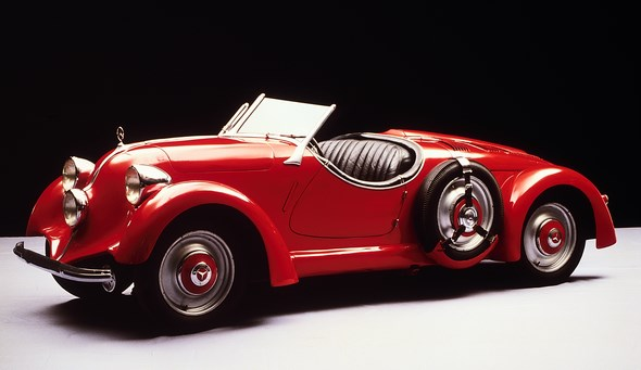 Mercedes-Benz Typ 150 Sportroadster, 1935