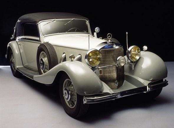 Mercedes-Benz Typ 500 K Cabriolet C, 1934