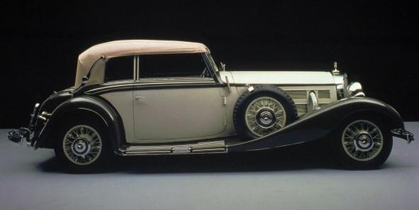 Typ 500 K, Cabriolet B, 1934