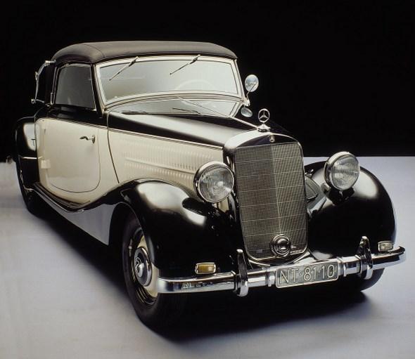 Mercedes-Benz Typ 170 V Cabriolet A, 1938.