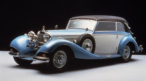 540 K Cabriolet B