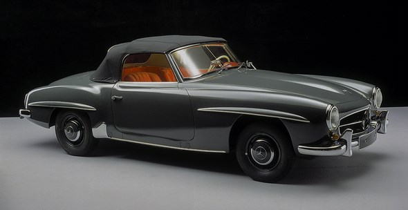 Mercedes-Benz 190 SL Roadster, 1955