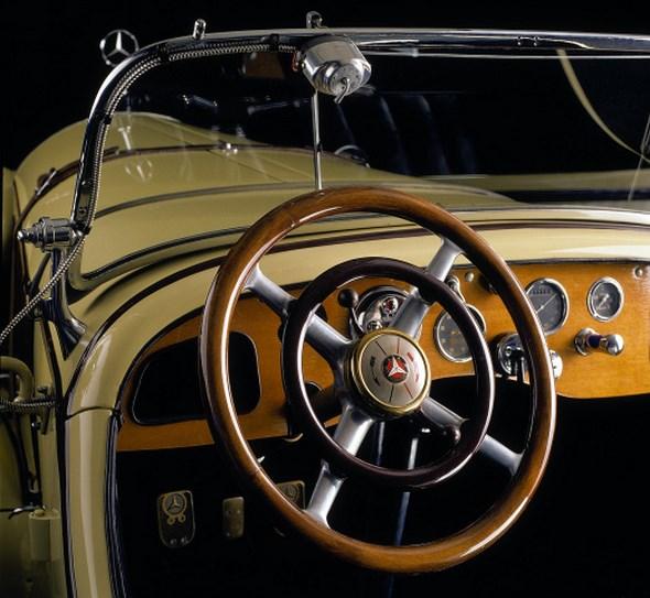 Mercedes Sportwagen Typ 630, 24/100/140 PS, Baujahr 1926