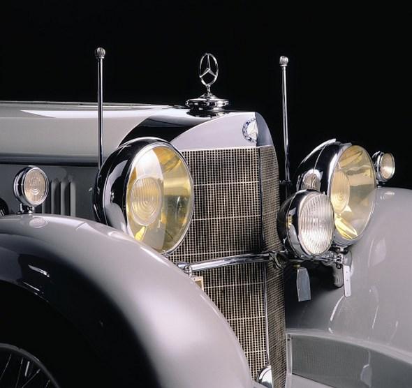 Mercedes-Benz Typ 500 K Cabriolet C