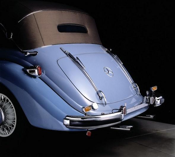 Mercedes-Benz Typ 540 K Cabriolet B, 1936
