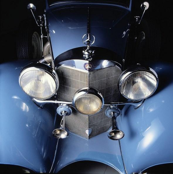 Typ 540 K Cabriolet B, 1936