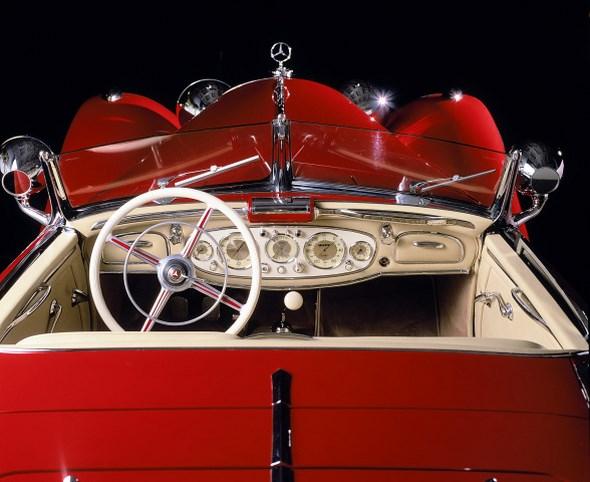 Mercedes-Benz Typ 500 K Spezialroadster