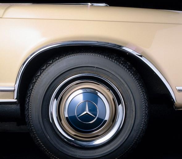 Mercedes-Benz Typ 230 SL, 1964