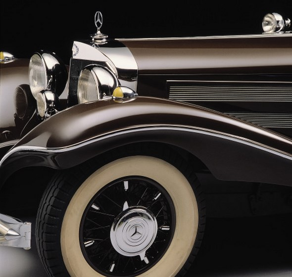 Mercedes-Benz Typ 500 K Luxusroadster