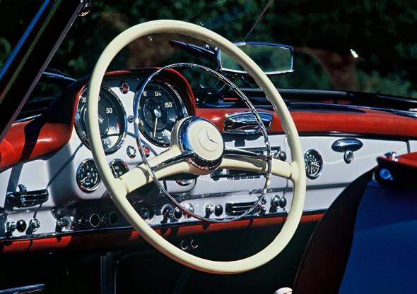 Mercedes-Benz Typ 190 SL der Baureihe W 121
