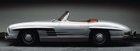 Mercedes-Benz Typ 300 SL-Roadster, 1958