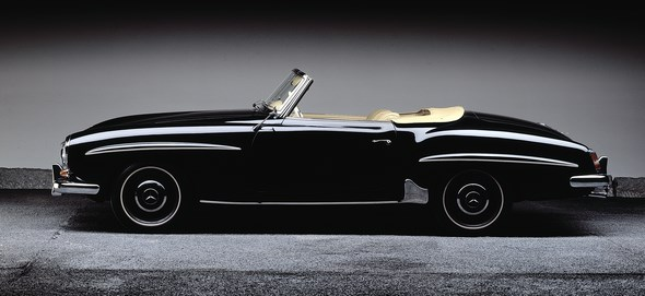 Mercedes-Benz Typ 190 SL Roadster, 1955