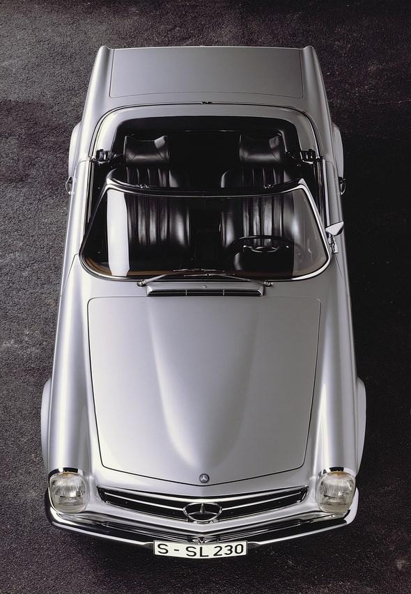 Mercedes-Benz Typ 280 SL, 1968