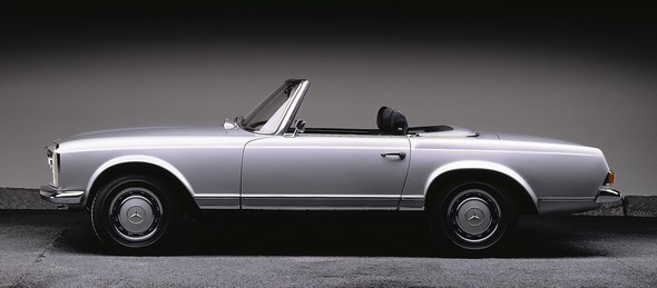 Mercedes-Benz Typ 280 SL Roadster