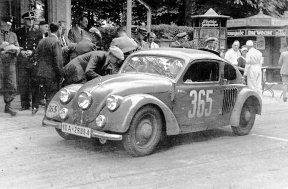 2000-Kilometer-Fahrt durch Deutschland, 1934
