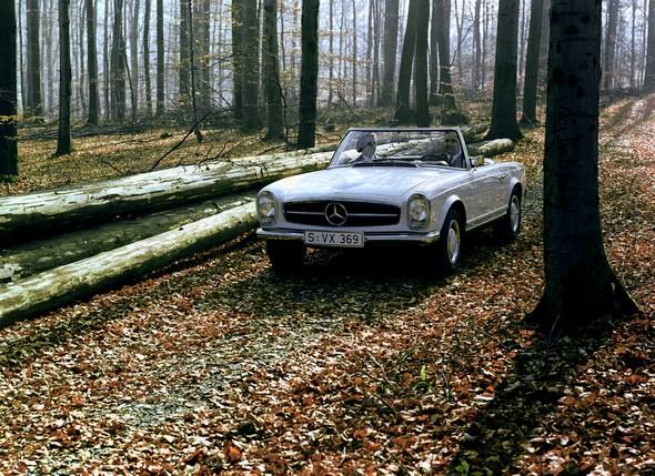 Mercedes-Benz Typ 230 SL