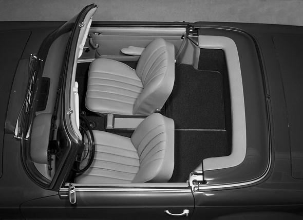 Mercedes-Benz Typ 280 SL, aus dem Jahre 1968