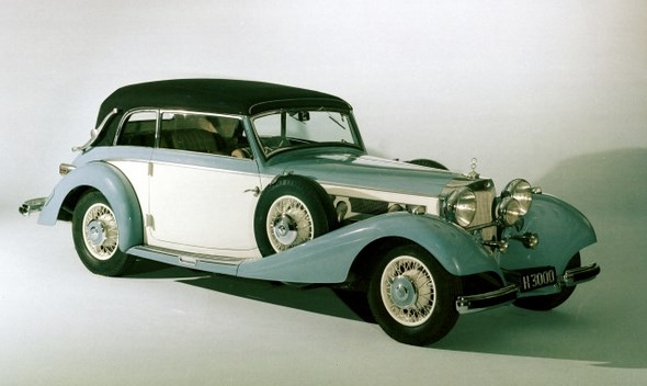 Mercedes-Benz Typ 540 K, 1936