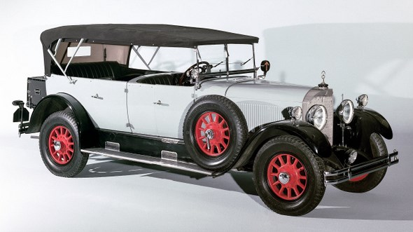 Mercedes Tourenwagen, 1924