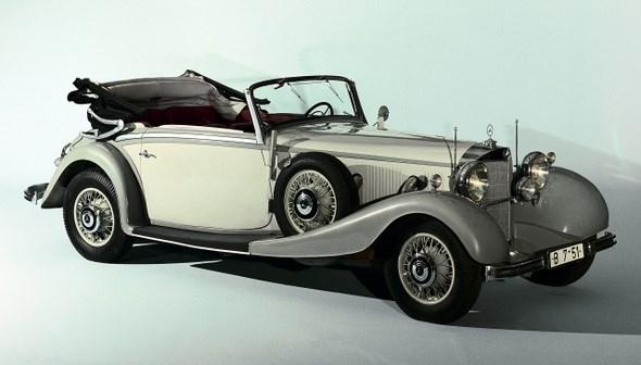 Mercedes-Benz Typ 500 K, 1934