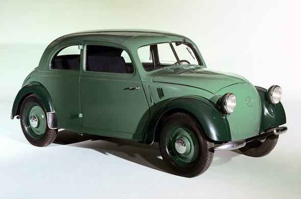 Mercedes-Benz Typ 170 H, 1936