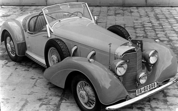 Mercedes-Benz Typ 540 K Sport-Roadster, 1938
