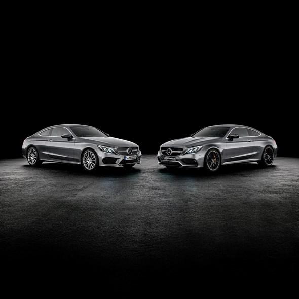 Mercedes-Benz C-Klasse Coupé (C 205) 2015
