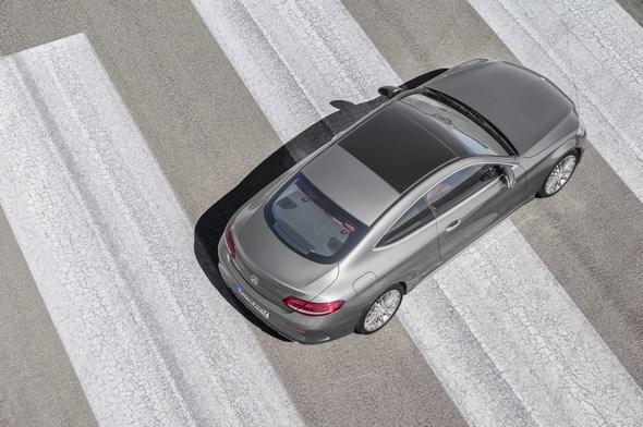 Mercedes-Benz C-Klasse Coupé (C 205) 2015 Mercedes-Benz C-Class