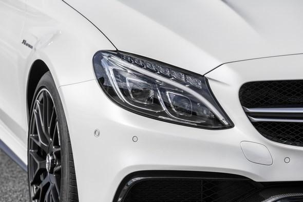 Mercedes-AMG C 63 S Coupé (C 205) 2015 Mercedes-AMG C 63 S Coup