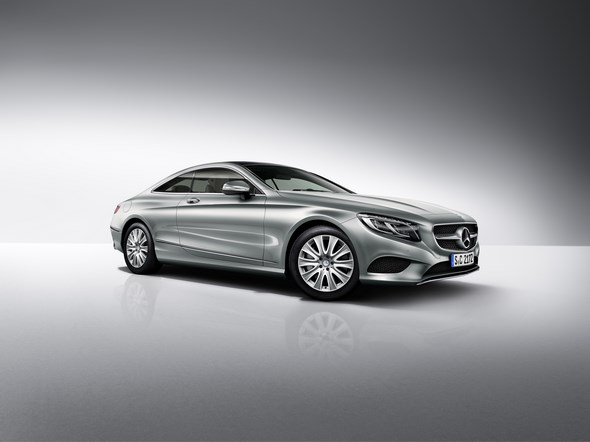 Mercedes-Benz S-Klasse Coupé (C 217) 2015