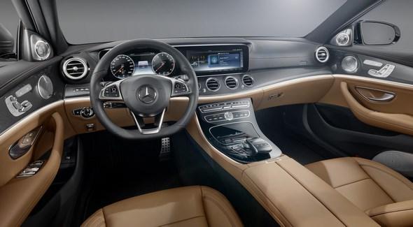 E-Klasse Interieur E-Class Interior