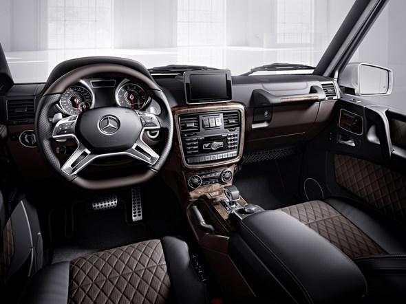 Mercedes-Benz G-Klasse (BR 463) 2015